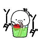 ★しろまるこぞう★ダジャレ(個別スタンプ:30)