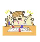 Mr.Bossの素晴らしき日々(個別スタンプ:08)
