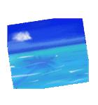 sea and seaside スタンプ .3(個別スタンプ:13)