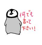 あかちゃんペンギンの使える日常会話(個別スタンプ:29)