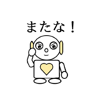 ロビンちゃん2(個別スタンプ:40)