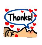 感謝セット(英語)(個別スタンプ:06)