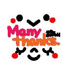 感謝セット(英語)(個別スタンプ:17)
