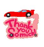 感謝セット(英語)(個別スタンプ:23)