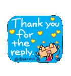 感謝セット(英語)(個別スタンプ:28)