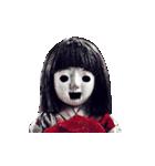 動く恐怖の人形.(個別スタンプ:05)