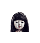 動く恐怖の人形.(個別スタンプ:16)