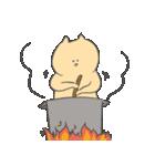 煮込み、料理、ぐつぐつ(個別スタンプ:06)