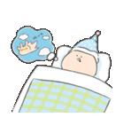 おやすみ、夢、zzz(個別スタンプ:14)