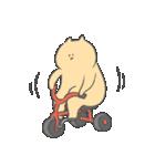 三輪車(個別スタンプ:25)