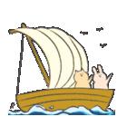 船、海、進め(個別スタンプ:32)