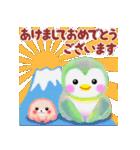 ペンギンpempem秋・冬編(個別スタンプ:34)