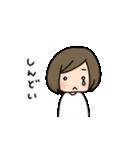 イタイちゃんの熱出たスタンプ(個別スタンプ:01)