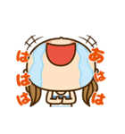 動く!かわいい主婦の1日【基本編】(個別スタンプ:06)