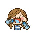 動く!かわいい主婦の1日【基本編】(個別スタンプ:15)