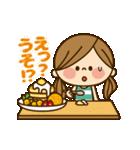動く!かわいい主婦の1日【基本編】(個別スタンプ:16)