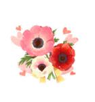 お「はな」し・花言葉と季節(個別スタンプ:10)