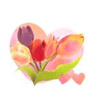お「はな」し・花言葉と季節(個別スタンプ:11)