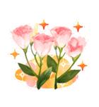 お「はな」し・花言葉と季節(個別スタンプ:12)