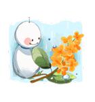 お「はな」し・花言葉と季節(個別スタンプ:15)