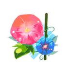 お「はな」し・花言葉と季節(個別スタンプ:18)