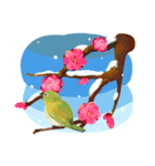 お「はな」し・花言葉と季節(個別スタンプ:20)