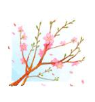 お「はな」し・花言葉と季節(個別スタンプ:25)