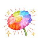お「はな」し・花言葉と季節(個別スタンプ:26)