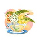 お「はな」し・花言葉と季節(個別スタンプ:31)