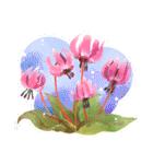 お「はな」し・花言葉と季節(個別スタンプ:36)