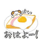 ししゅうフレンズ1(個別スタンプ:09)