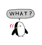 Easy-to-use-Penguins(個別スタンプ:05)