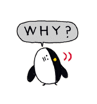 Easy-to-use-Penguins(個別スタンプ:06)