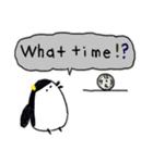 Easy-to-use-Penguins(個別スタンプ:08)