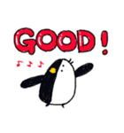 Easy-to-use-Penguins(個別スタンプ:13)