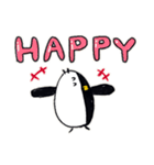 Easy-to-use-Penguins(個別スタンプ:21)