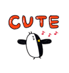 Easy-to-use-Penguins(個別スタンプ:22)