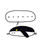 Easy-to-use-Penguins(個別スタンプ:24)