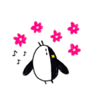 Easy-to-use-Penguins(個別スタンプ:30)