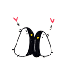 Easy-to-use-Penguins(個別スタンプ:34)