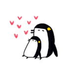 Easy-to-use-Penguins(個別スタンプ:36)