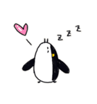 Easy-to-use-Penguins(個別スタンプ:38)