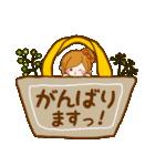 ♦♢大人女子のかわいい秋冬スタンプ♢♦(個別スタンプ:31)