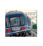 電車の動くスタンプ(個別スタンプ:3)