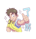 PT男子(個別スタンプ:22)
