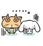 妖怪ウォッチ×サンリオキャラクターズ(個別スタンプ:07)