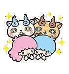 妖怪ウォッチ×サンリオキャラクターズ(個別スタンプ:10)