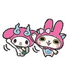 妖怪ウォッチ×サンリオキャラクターズ(個別スタンプ:14)