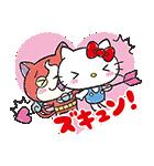 妖怪ウォッチ×サンリオキャラクターズ(個別スタンプ:36)