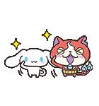 妖怪ウォッチ×サンリオキャラクターズ(個別スタンプ:40)